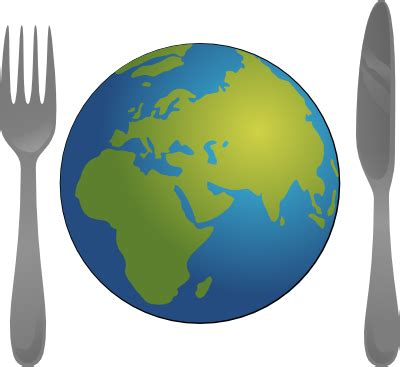 le monde de la cuisine la carte du monde des blogs cuisine