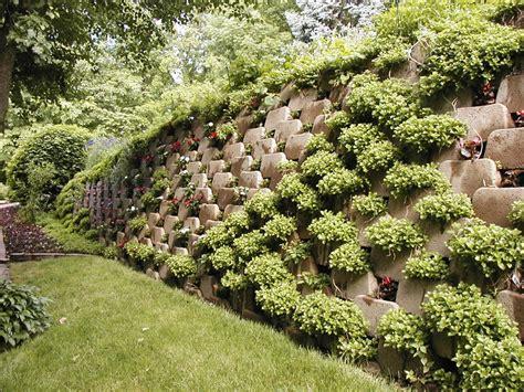 Hercules Retaining Green Wall