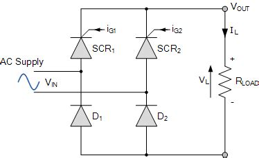 Rectifier Why Are The Diodes This Circuit Forward