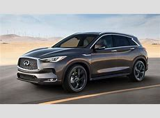 Infiniti unveils breakthrough engine in new QX50