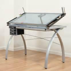 Studio Rta Desk Glass by Craft Tables Workstations At Big Lots Myideasbedroom Com