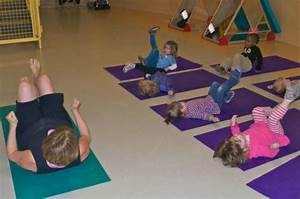 Child care center activities
