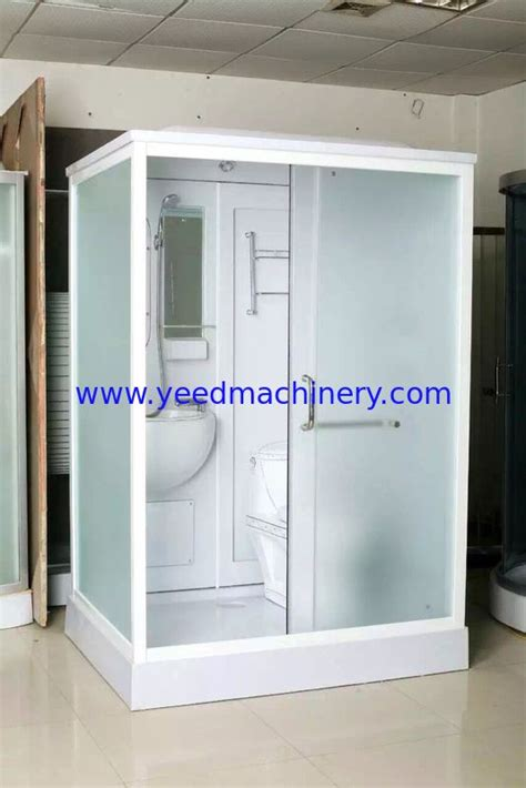 Integrated Shower Units by All In One Bathroom Units Prefab Bathroom Integrated