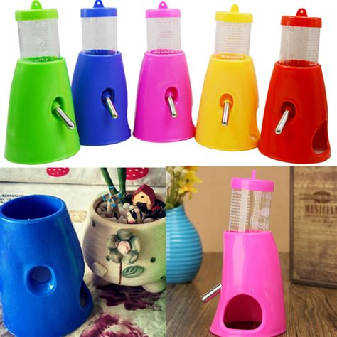 hamsters water bottle holder dispenser  base
