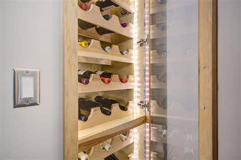 built in wine rack cabinet photos hgtv