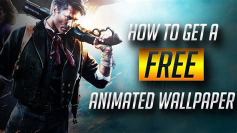 How To Make A Animated Wallpaper On Windows 7 - how to get a free animated wallpaper windows 10 8 7