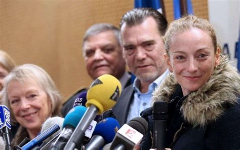Florence Cassez de retour en France :