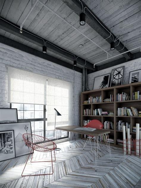 Home Ideas  Modern Home Design Industrial Interior Design