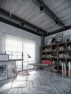 Exquisite Industrial Interior Designs