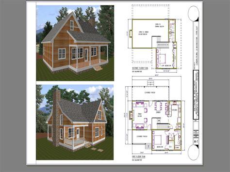 Small 2 Bedroom Cabin Plans 2 Bedroom 2 Bath Cabins 3