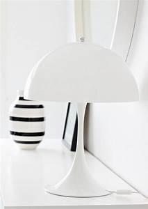 Dänische Design Leuchten : panthella table design verner panton louis poulsen light pinterest design lampen und ~ Markanthonyermac.com Haus und Dekorationen