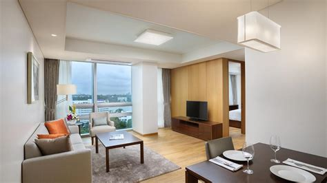 Apartment Temp Services by Serviced Apartments 1 Bedroom Residential Lotte