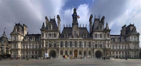 hotel de ville  paris city hall  le marais