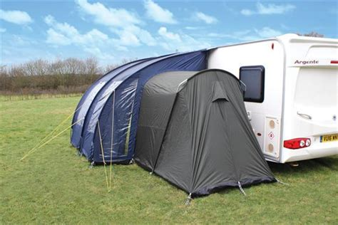 Porch Awning With Annexe by Streetwize Annexe For Ontario Porch Awning Caravan