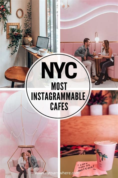 My mom loves coffee as much a i do and is truthfully ready for coffee at. 13 of the Cutest Cafes in NYC in 2020 | Cute cafe, Nyc ...