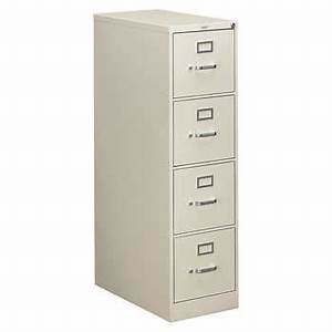hon 310 series 4 drawer letter file 26 1 2quotd vertical With hon 310 series 2 drawer letter file