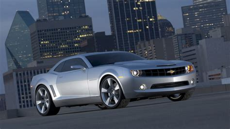 Chevrolet Camaro Background 1920 X 1080 Hdtv 1080p Wallpaper