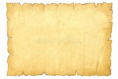 Paper Torn Edges Edge Oud Document Isolated