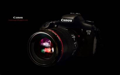 Canon Camera 7d Eos Background Ef Wallpapers