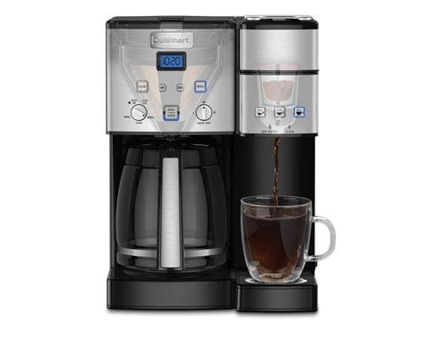 Cuisinart Ss-15 12-cup Coffee Maker And Single-serve Iced Coffee Maker Pampered Chef Burr Grinder Singapore Primula Pace 51oz Hyperchiller Walmart Saeco Machine Disassembly Delonghi Kg89 Review Machines For Sale Perth Bodum Manual