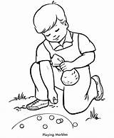 Coloring Children Pages Playing Spring Fun Sheets Games Activities Clipart Marbles Outdoor Pioneer Drawing Civil War Adult Activity Clip Library sketch template