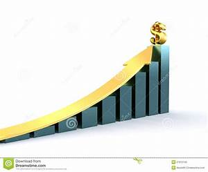Increasing income stock illustration. Image of achievement ...
