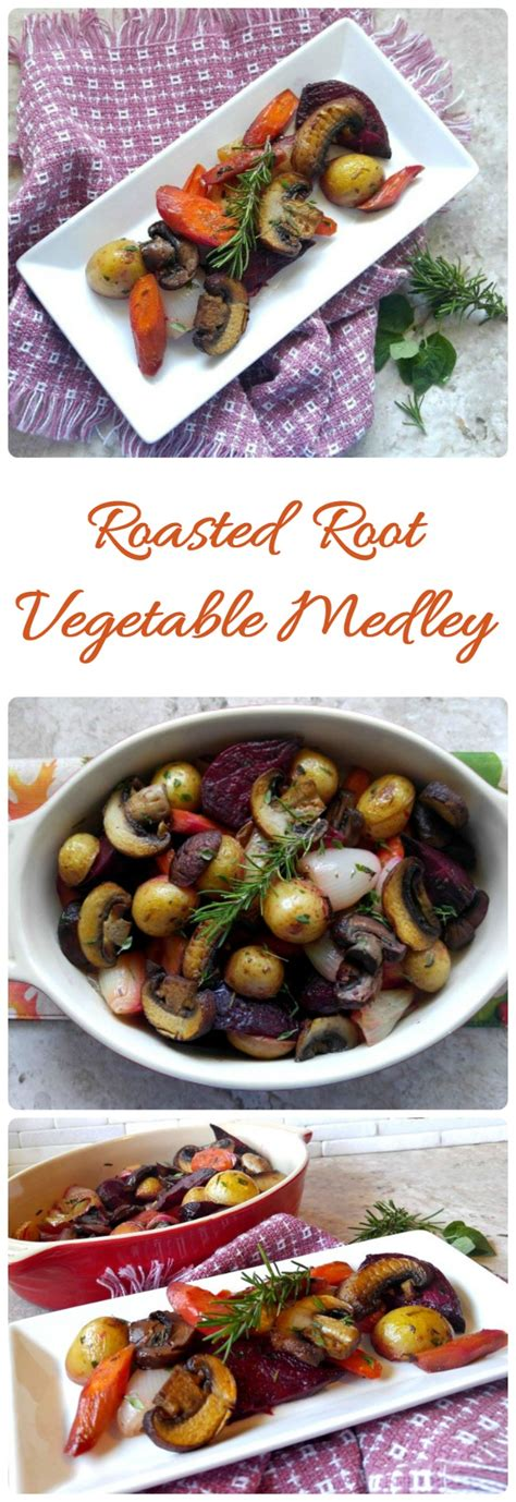 Roasted Root Vegetable Medley  The Gardening Cook
