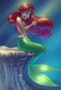Ariel Little Mermaid Disney
