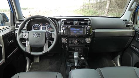 Toyota 4runner Interior by 2019 Toyota 4runner Review Price Specs Features And