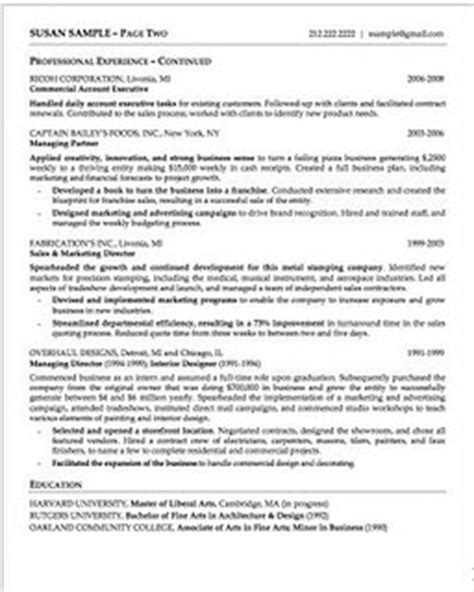 pin hybrid resume sle 1 marketing executive free letter