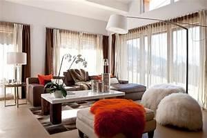 überwurf Für Sitzmöbel : 50 design wohnzimmer inspirationen aus luxus h usern ~ Yasmunasinghe.com Haus und Dekorationen