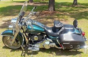 2001 Harley Davidson Road King Classic With Extra Chrome