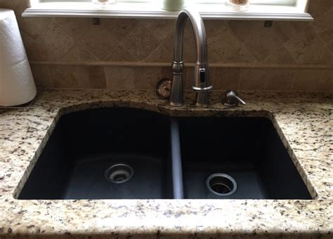 how to clean black granite sink how do you clean a granite composite sink how to clean