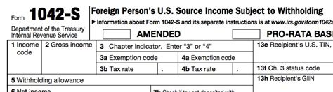 irs form 1042 s if you received a form 1042 s learn what