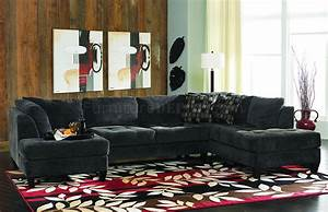 Stunning sectional sofa with double chaise 41 for for Sectional sofas with chaise under 1000