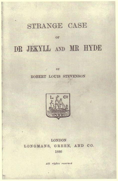 the strange of dr jekyll and mr hyde riassunto strange of dr jekyll and mr hyde