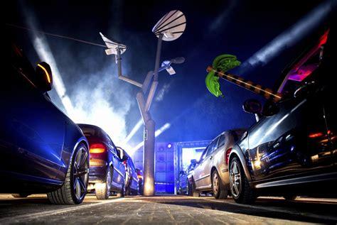 Vācijā sarīkota «mašīnu diskotēka» / Raksts