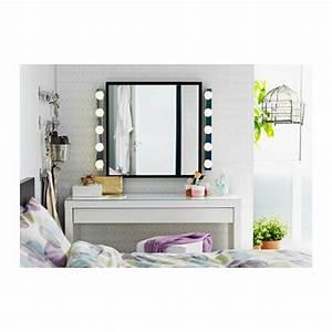 Coiffeuse Blanche Ikea : coiffeuse malm blanc house pinterest coiffeuse ikea ikea et coiffeuse meuble ~ Teatrodelosmanantiales.com Idées de Décoration