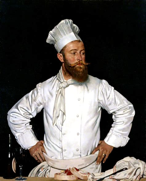 chef de cuisine file william orpen le chef de l 39 hôtel chatham jpg