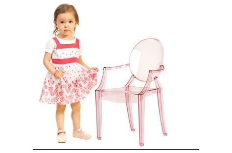 children s lou lou ghost chair by kartell http www