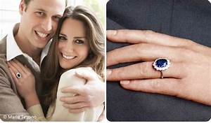 kate middleton engagement ring replica of the sapphire With kate middleton wedding ring cost