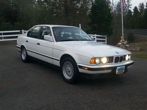 Bmw 535i For Sale by 1990 Bmw 535i For Sale 2050560 Hemmings Motor News