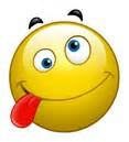 Risultato immagine per emoticon matto