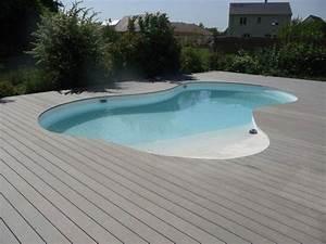 Pool Mit Holzterrasse : holzterrasse pool selber bauen ~ Whattoseeinmadrid.com Haus und Dekorationen