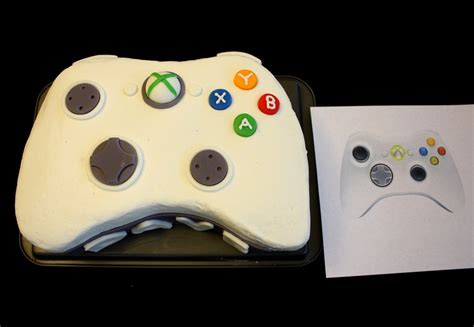 createry shop   xbox  controller cake
