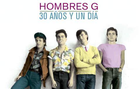Hombres G Celebran '30 Años Y Un Día' En Zaragoza