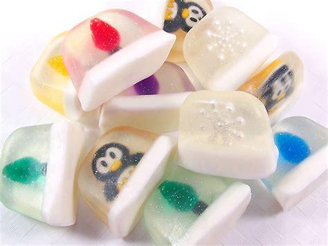 tiny snow globe soaps soap making tutorial craft