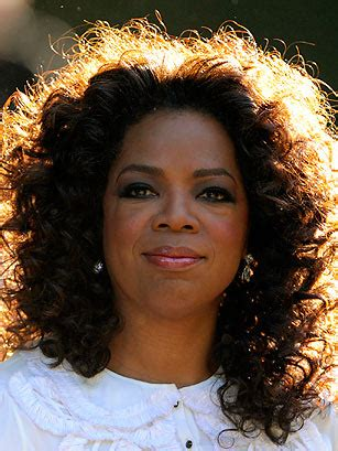 oprah winfrey  present    powerful women