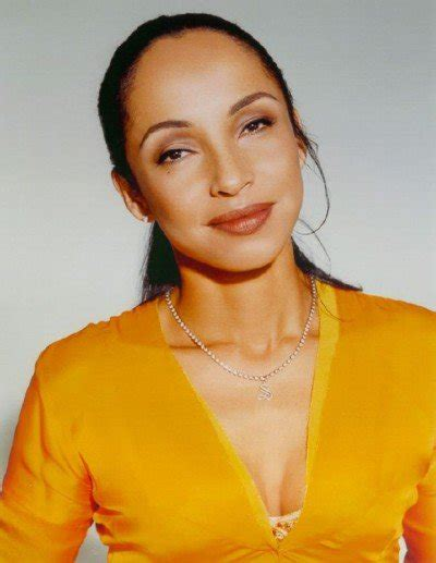 Photos Sade Adu, Singer And Songwriter  This Is Africa