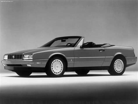 Cadillac Allante (1989) - picture 2 of 7